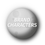 Planet brand character