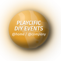 Playcific diy events