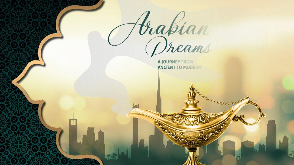 Arabian dreams   mit schrift